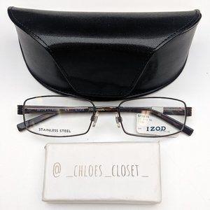 🕶️NEW! IZOD IZ1319 Men's Eyeglasses/TX829🕶️